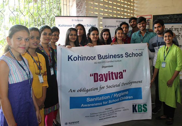 Dayitva - Sanitation, Hygiene and Career Guidance