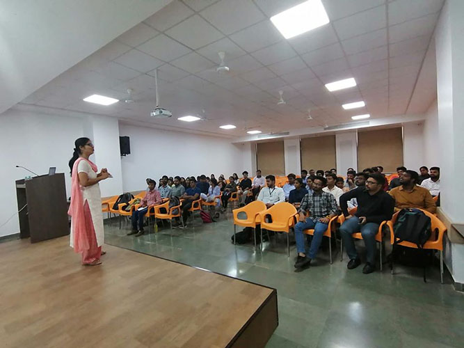 Friday Series with Mrs. Vasantha Bakshi, Ex DGM, SIDBI, on Critical Parameters of Project Appraisal -  KBS