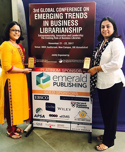Global Conference on Emerging Trends in Business Librarianship