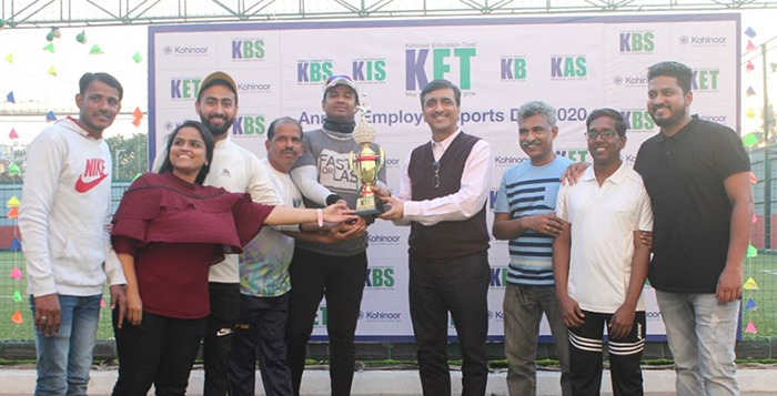 KET Annual Employee Sports Day – 2020 -  KBS