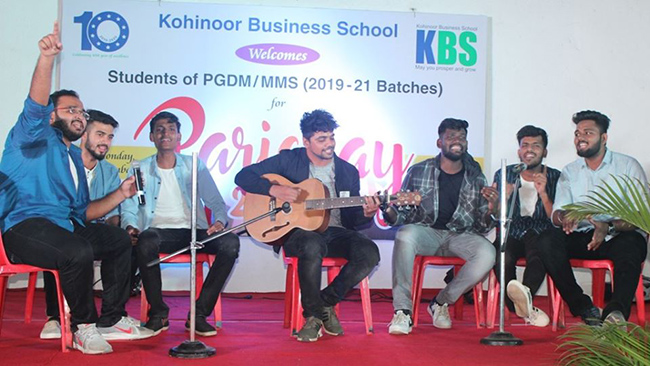 An Evening to Remember – Parichay 2019 -  KBS